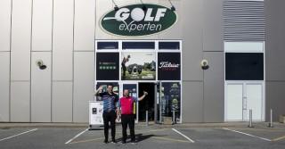Golf Experten shop front