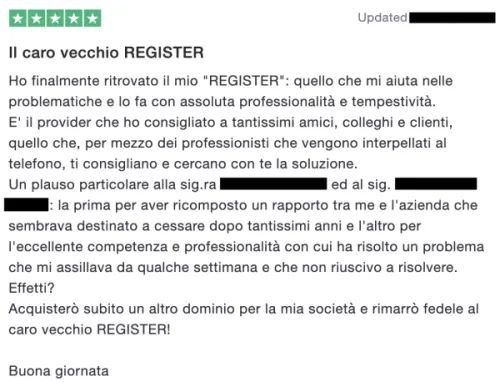 Register.it positive review