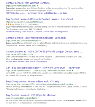 example-of-google-rich-snippets