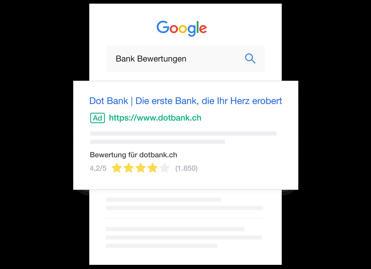 DE - Google Seller Ratings