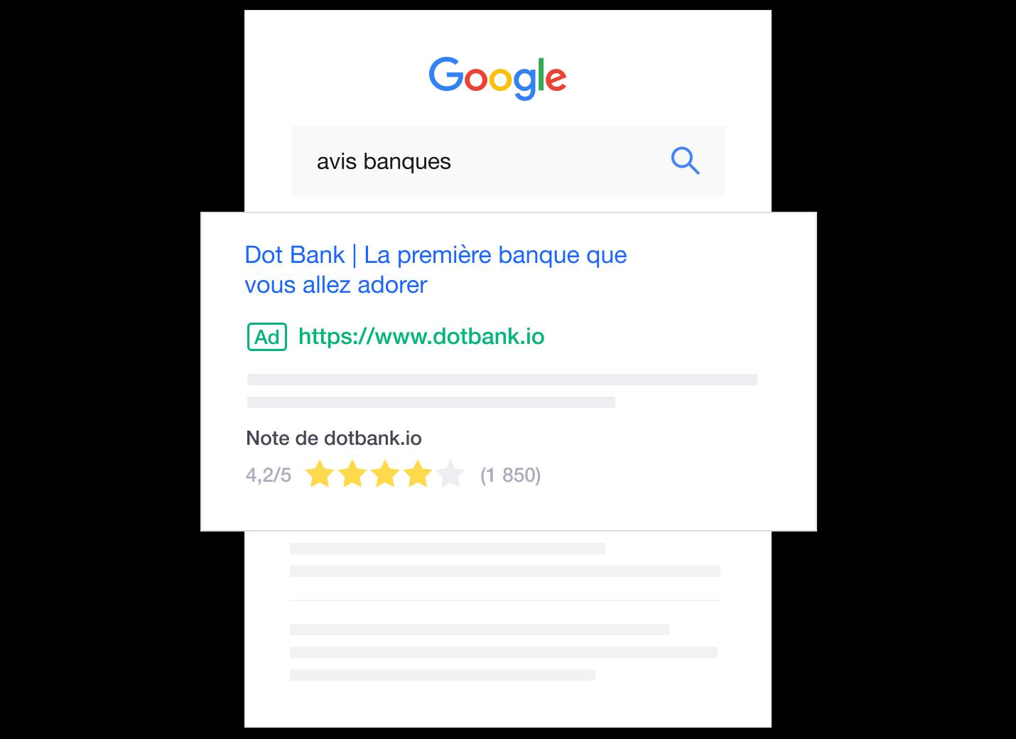 FR - Google Seller Ratings