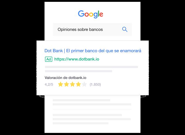 ES - Google Seller Ratings