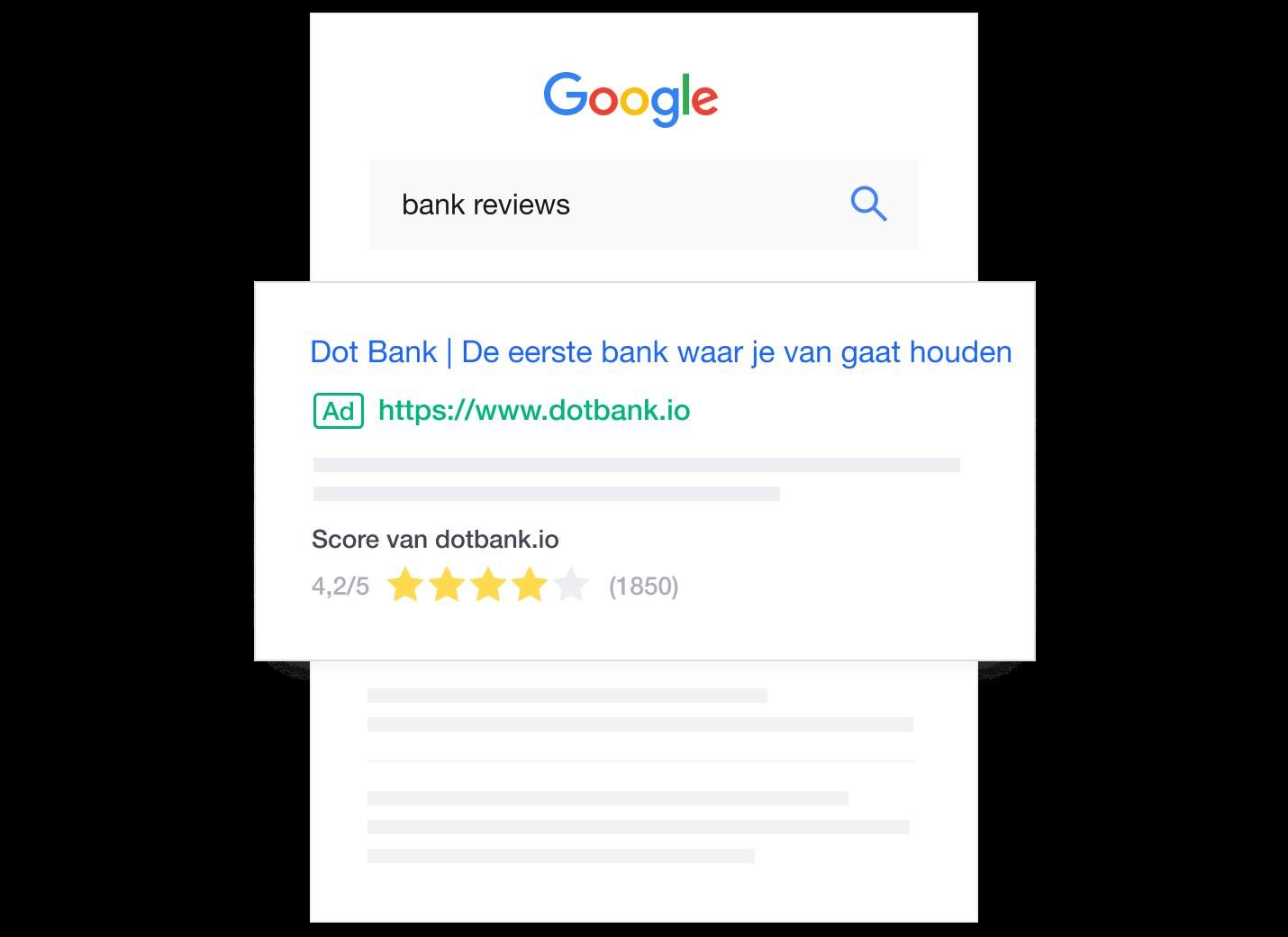 NL - Google Seller Ratings