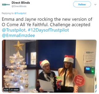 Day 8 of Trustpilot no2