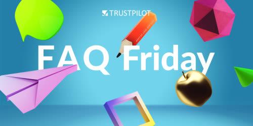 Trustpilot #FAQ