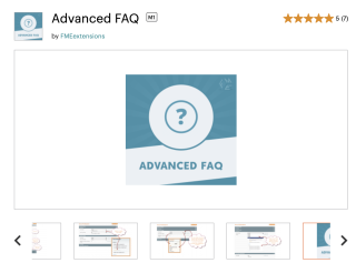 Advanced FAQ by FMEextensions
