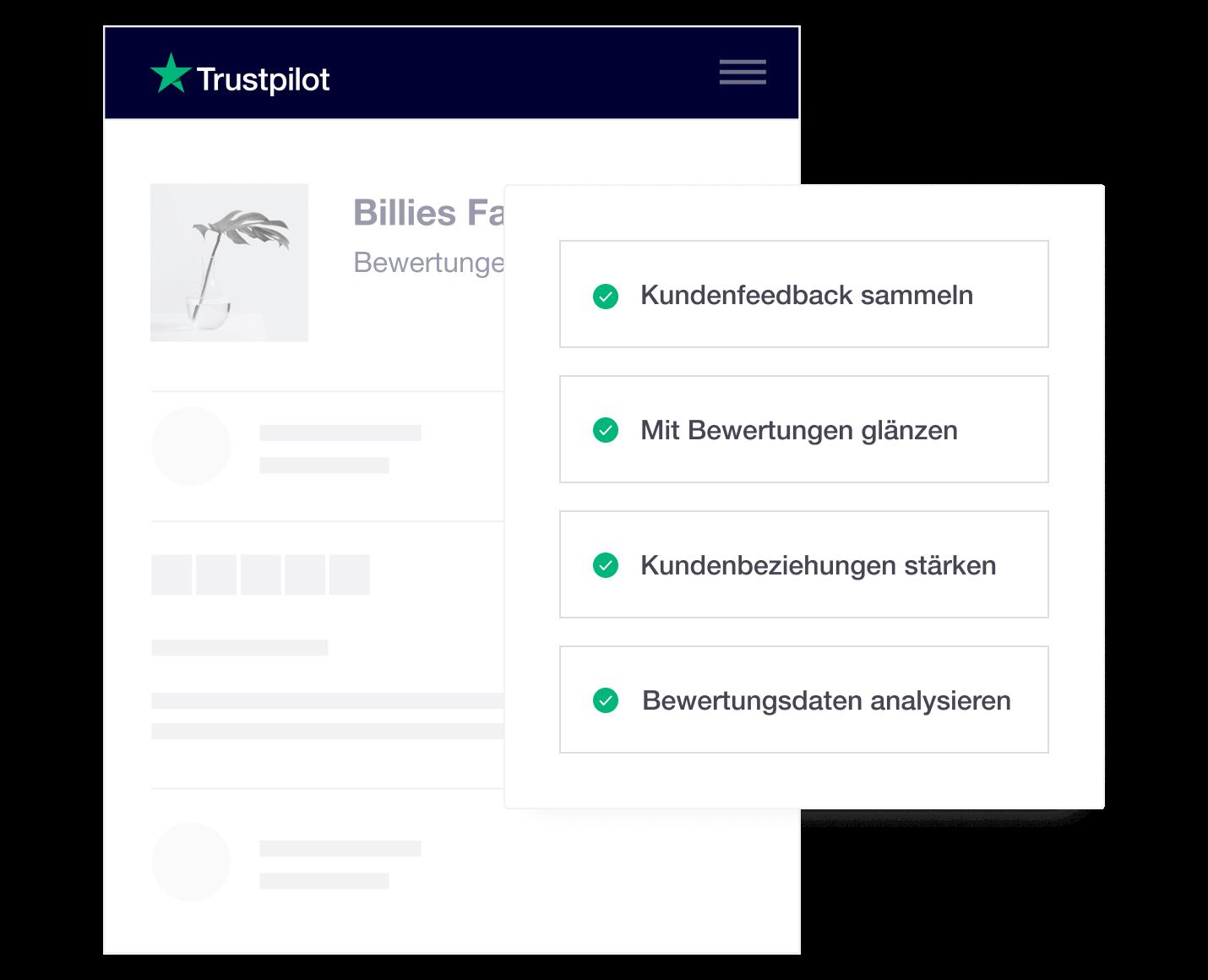 DE - Poweful simple review tools - desktop