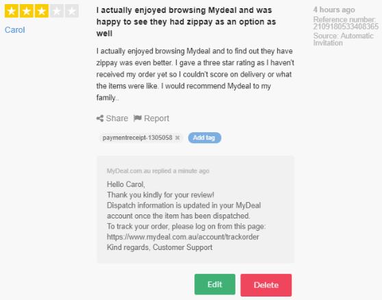 mydeal reviews