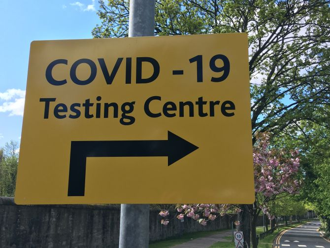 COVID-19 scams One more worry in our global pandemic testing