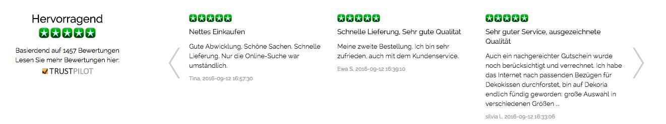 Bewertungen+Webseite+Dekoria
