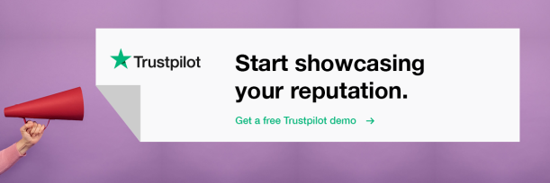 May 2019 - Request a demo   Showcase your reputation