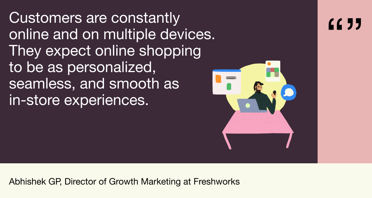 Freshworks quote