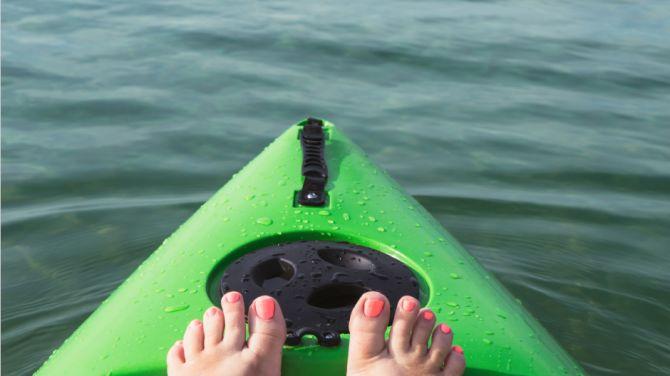 Kayak travel image