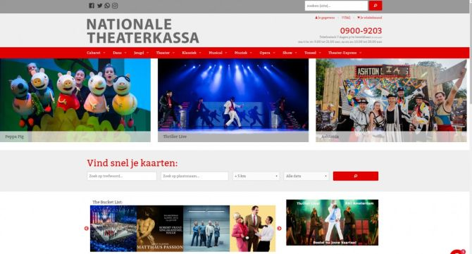 Nationale Theaterkassa