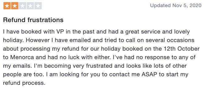 Review of Villa Plus