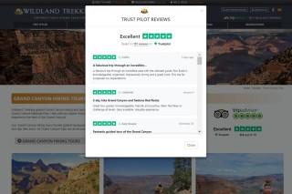Wildland trekking reviews