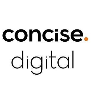 Concise.digital Logo-360px-X-360px