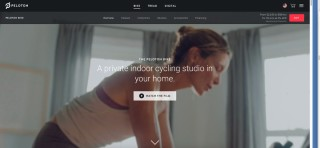 Peloton Product Photography