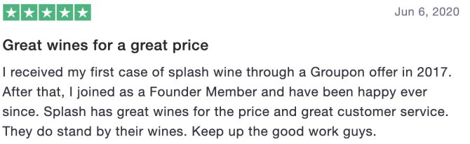 Great wines for a great price