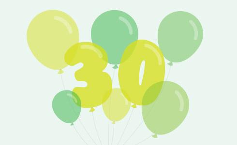 ballons 30