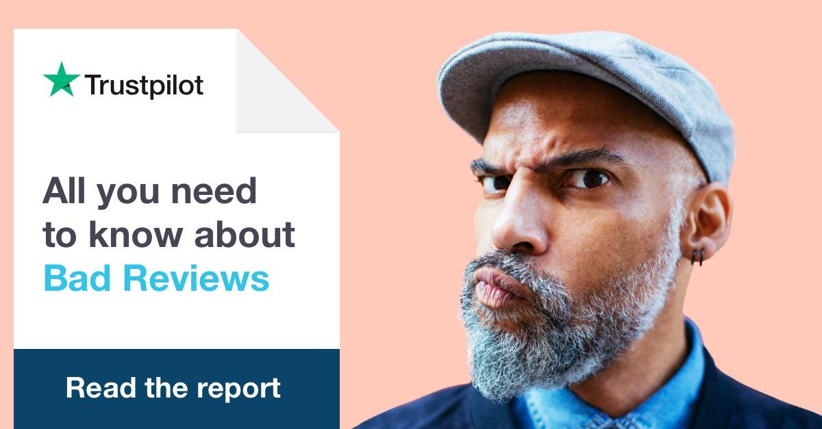 May 2019 - Bad reviews report