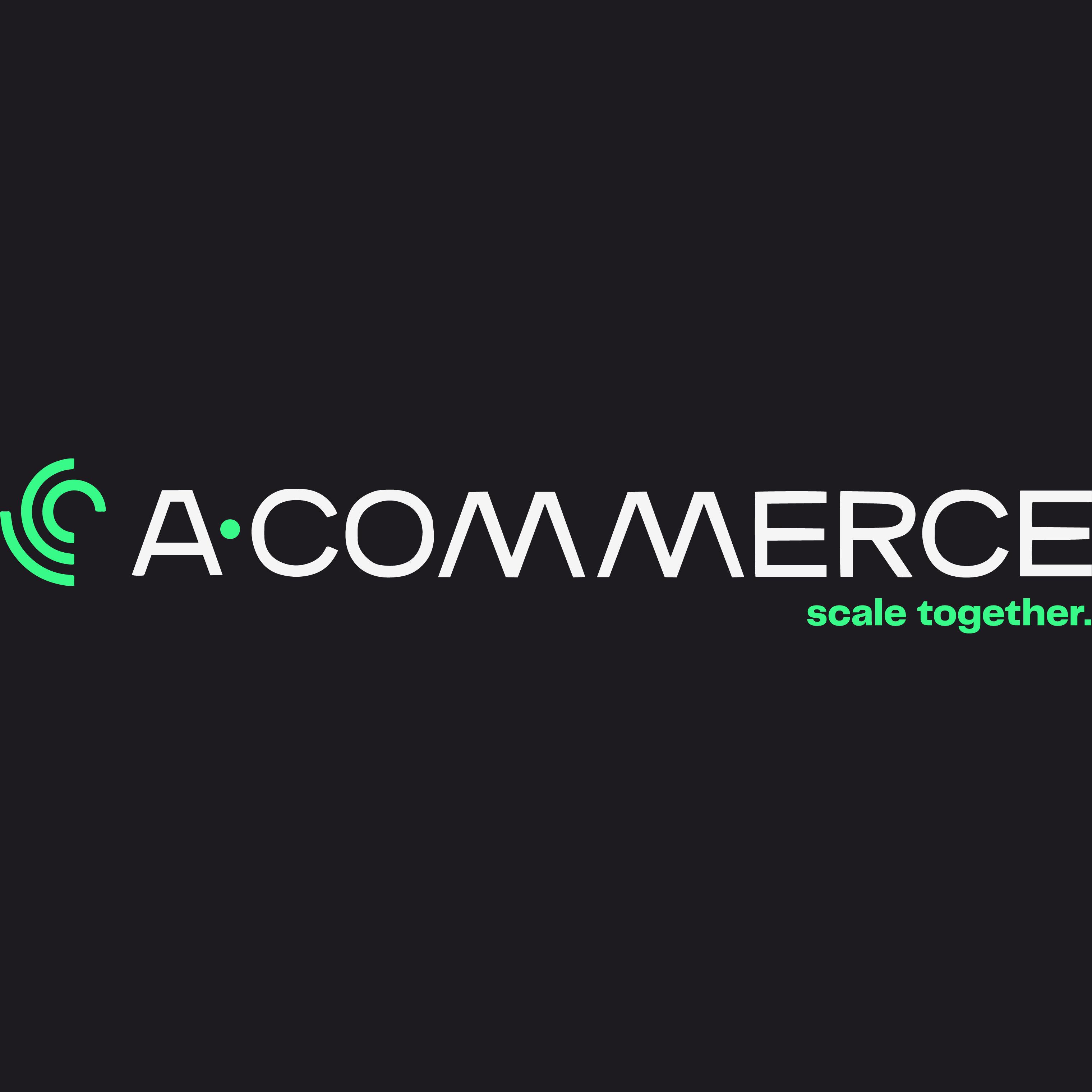 A-Commerce logo