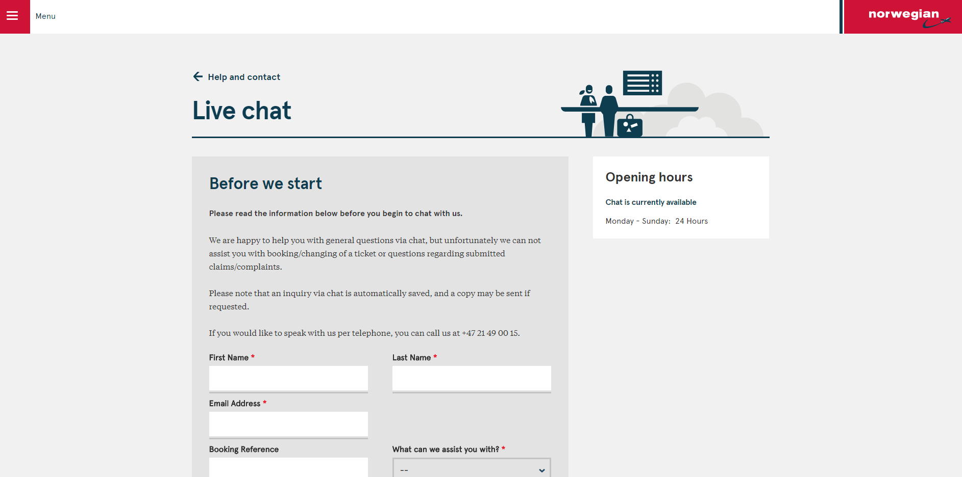 live chats improve customer experience