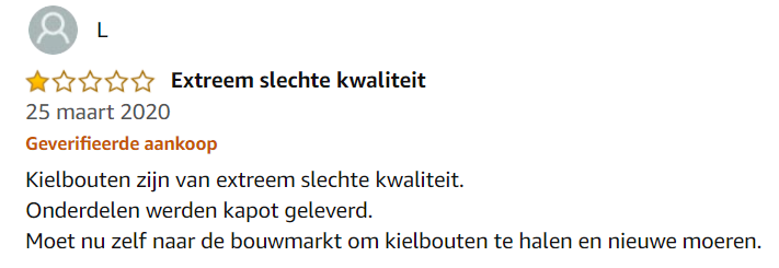 kielbout