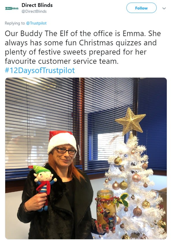 Day 6 of Trustpilot
