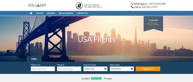 trustpilot widget homepage