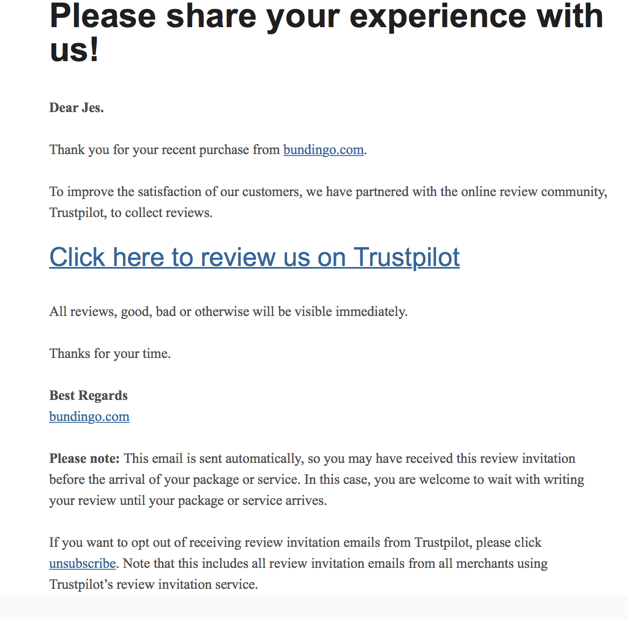 How To Get The Most Out Of Asking For Customer Feedback Trustpilot