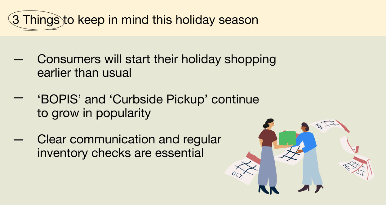 3 things to keep in mind this holiday season
