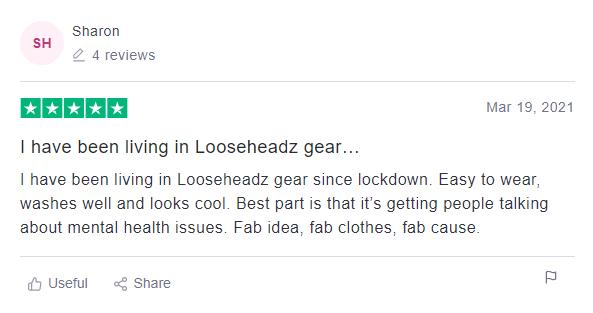 Looseheadz customer review