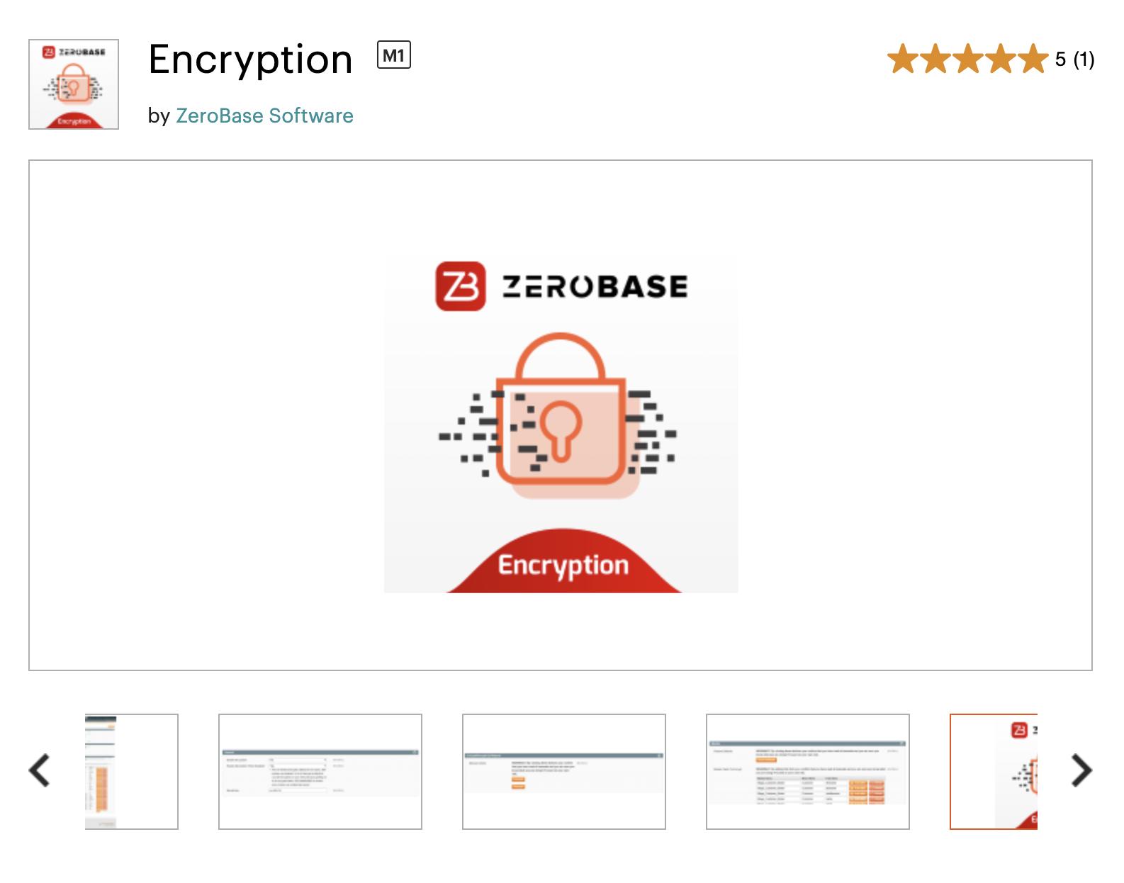 Zerobase Encryption