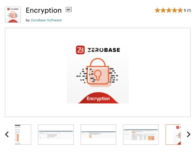 Zerobase Encryption