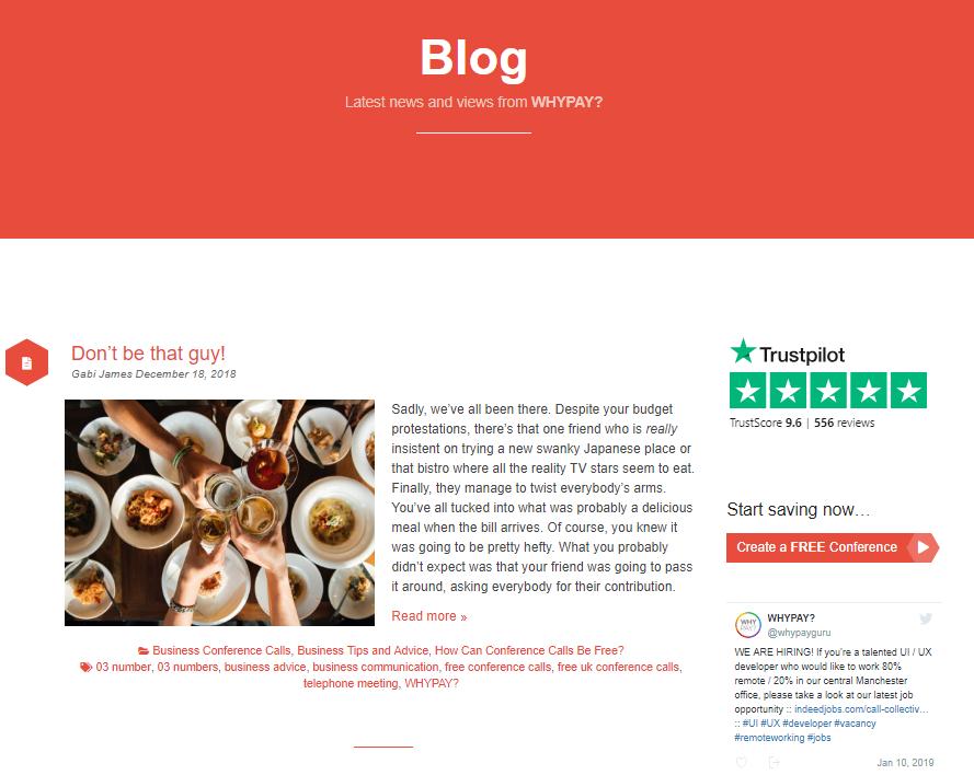 WHYPAY blog
