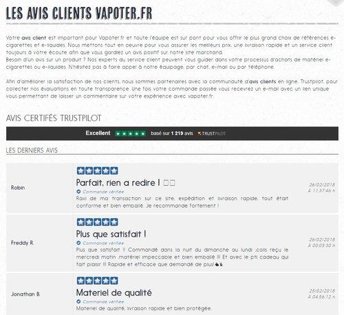 avis+clients+vapoter