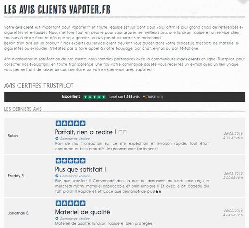 avis+clients+vapoter
