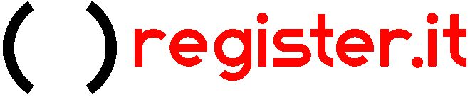 Register.it logo