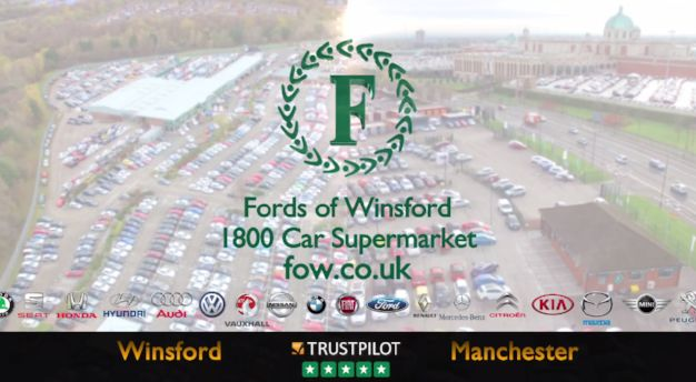 Fords of Winford's TV ad