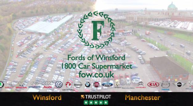 Spot in TV di Fords of Winford