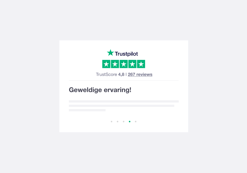 NL - Trustbox widgets