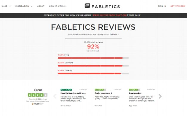 reviews on site
