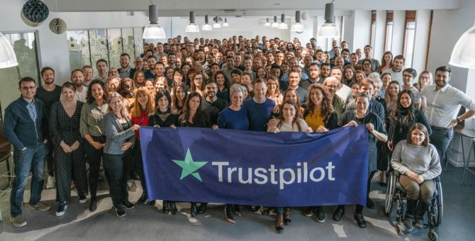 Trustpilot values