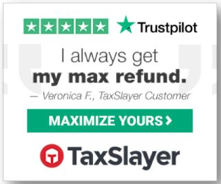 TaxSlayer Retargeting Creative