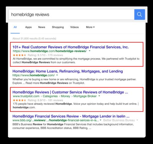 Homebridge google listing example