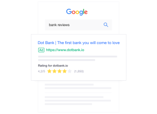 Trustpilot for Google Seller Ratings