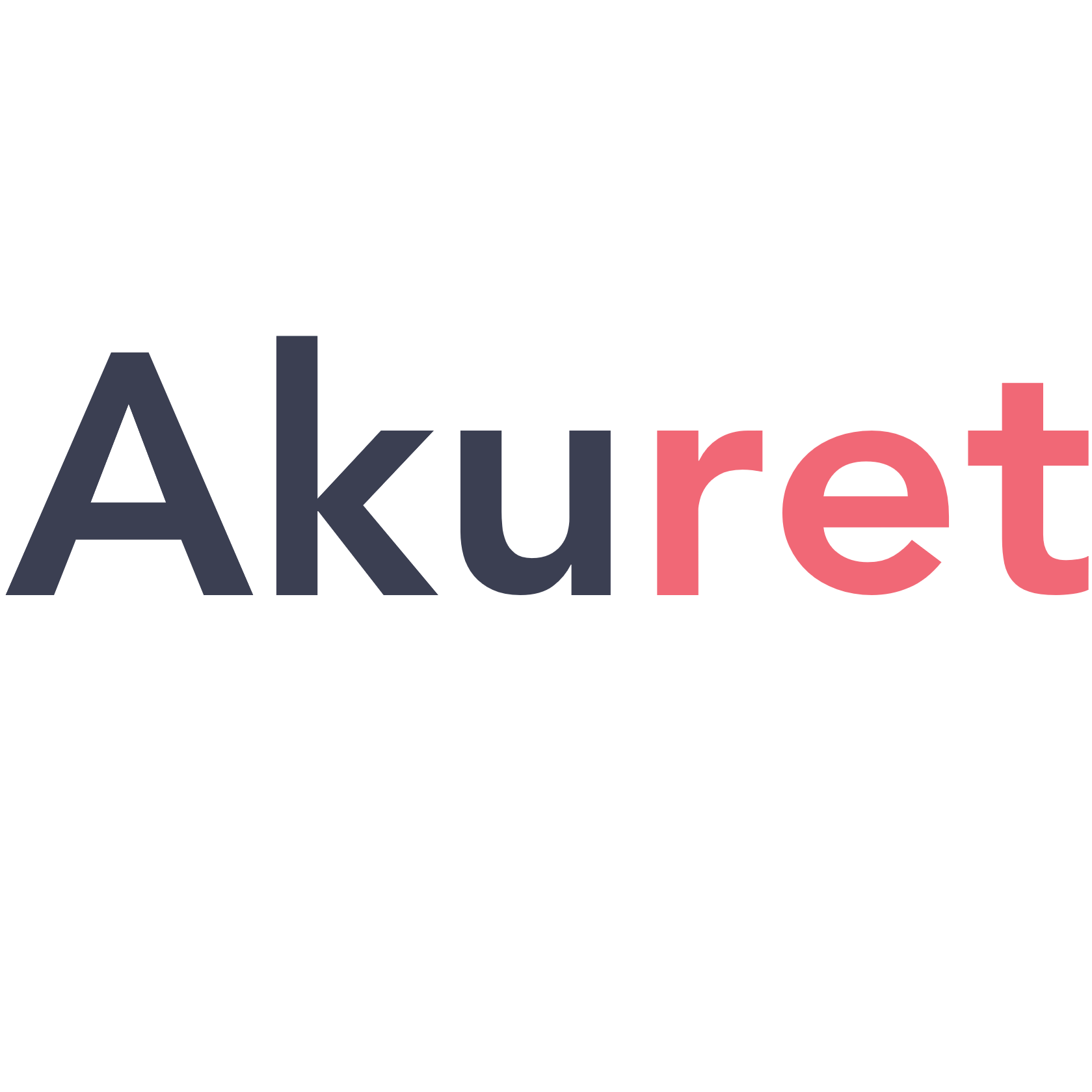 Akuret logo