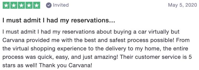 Review of Carvana