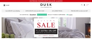 Dusk leverages trustpilot reviews